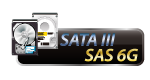 SATA III and SAS 6G